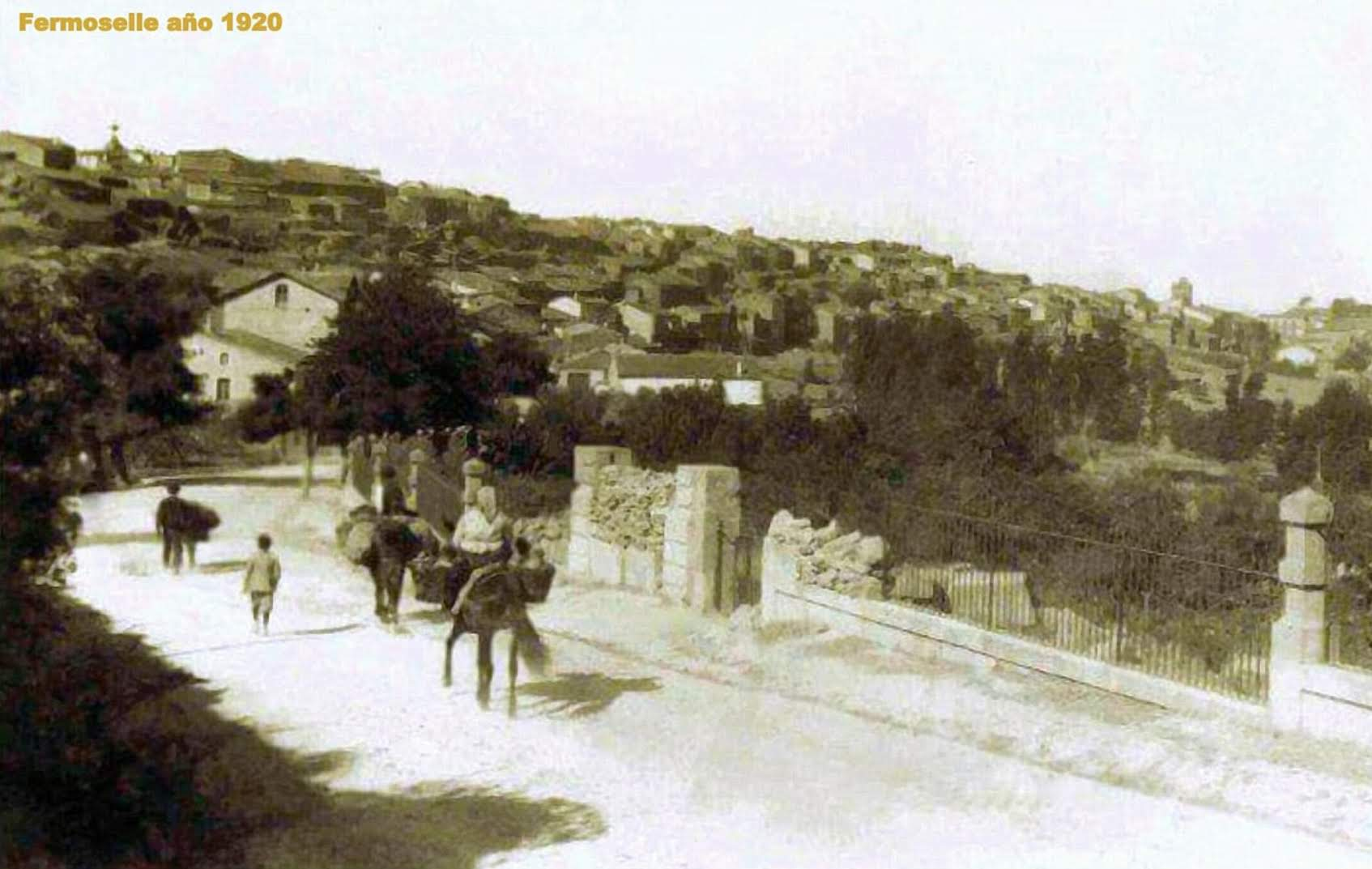 Carretera de Zamora a Fermoselle