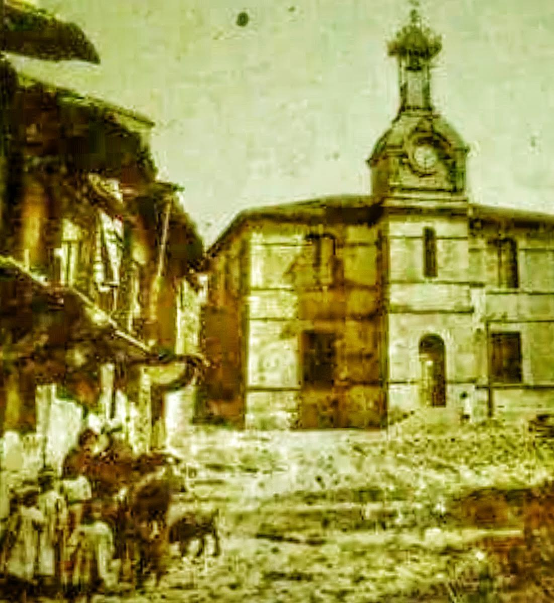 Igelsia de Santa Colomba