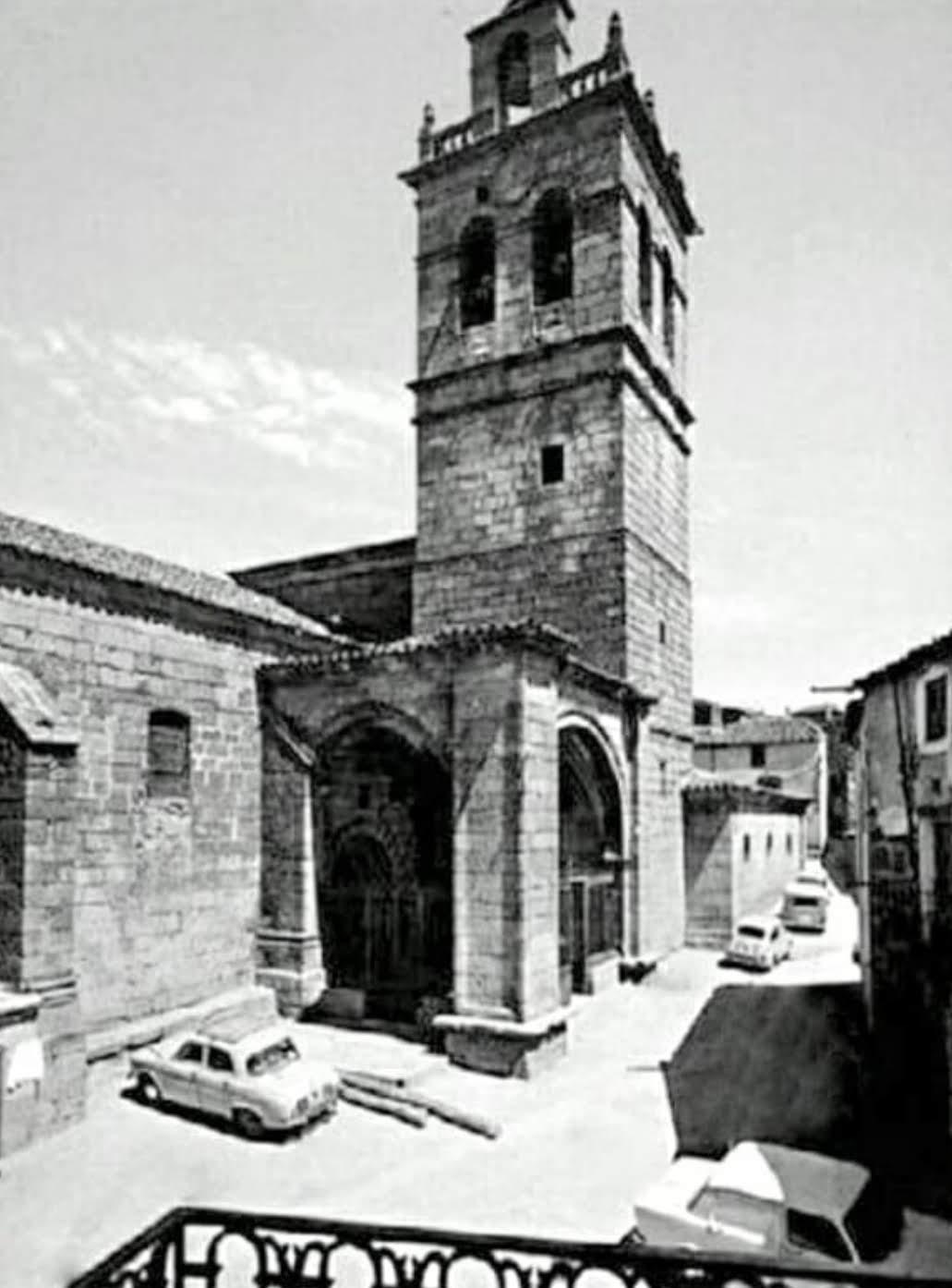 Iglesia de Ntra Sra de la Asunción